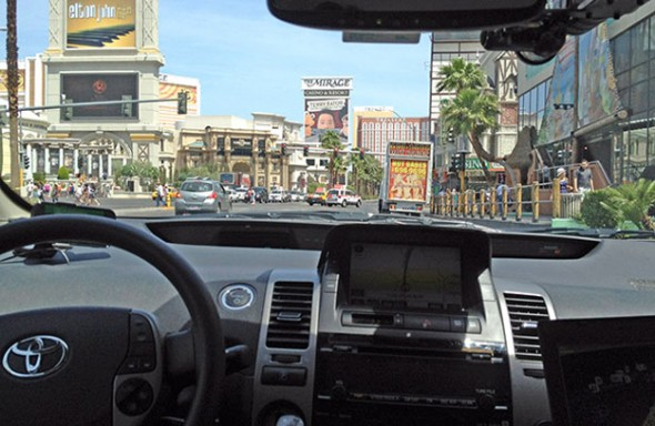 Self-Driving Cars are Legal in Nevada, Florida, and California - 27 Science Fictions That Became Science Facts in 2012