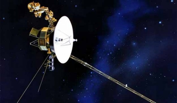 Voyager I Leaves the Solar System - 27 Science Fictions That Became Science Facts in 2012